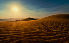 High-resolution desktop wallpaper Death Valley by Zaitz