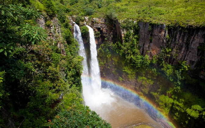 High-resolution desktop wallpaper Mac Mac Falls South Africa by vmp659
