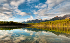 High-resolution desktop wallpaper Herbert Lake by lucasjungmann
