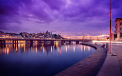 High-resolution desktop wallpaper Stockholm by fotografieloft