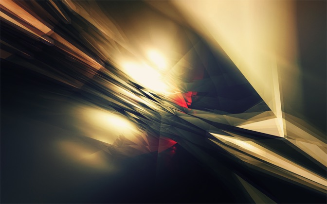 High-resolution desktop wallpaper Crystal Cave by Matthias