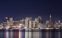 High-resolution desktop wallpaper Across the Bay by RetracecarteR