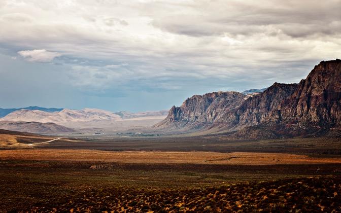 High-resolution desktop wallpaper Red Rock Canyon by NickParente