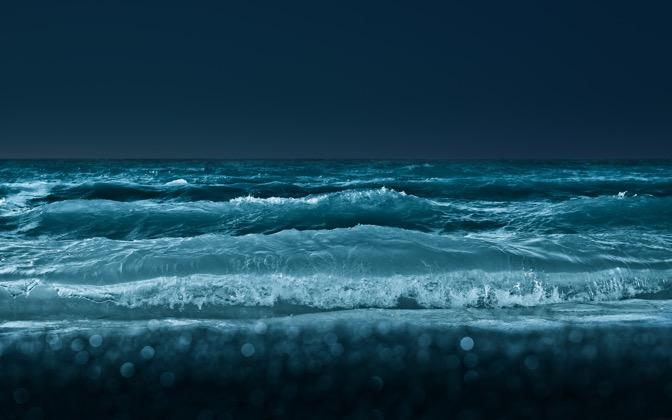 High Resolution Desktop Wallpaper Lake At Night By Agentb
