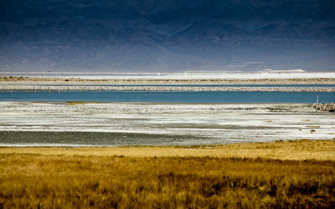 High-resolution desktop wallpaper Owens Lake by ijb