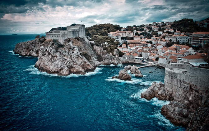 High-resolution desktop wallpaper Dubrovnik by LeoManfre | design+photo