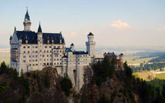 High-resolution desktop wallpaper Neuschwanstein Castle by TheNewGuy