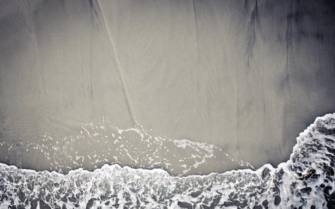 High-resolution desktop wallpaper Nature's Beach Floor by afcPhoto