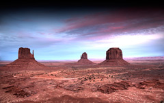 High-resolution desktop wallpaper Monument Valley by Metatrox