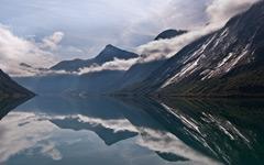 High-resolution desktop wallpaper Northern Serenity by NLWerner
