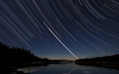 High-resolution desktop wallpaper Stars over Acadia by andrewking