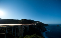 High-resolution desktop wallpaper Bixby Creek Bridge by Persons0