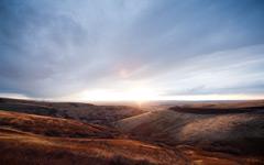High-resolution desktop wallpaper Oregon Hills by Persons0