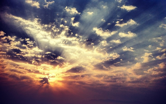 High-resolution desktop wallpaper Wonderful Mornings at Thane by Rohan Madkaikar