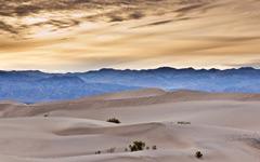 High-resolution desktop wallpaper Sandbox Sunset by kopfwiesieb