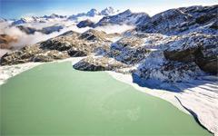 High-resolution desktop wallpaper Altitude by Robin Kamp