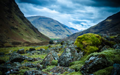 High-resolution desktop wallpaper Scottish Highlands by boysetsfire