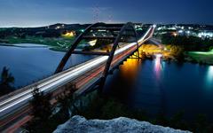 High-resolution desktop wallpaper Moonlight Bridge by HodgePodge