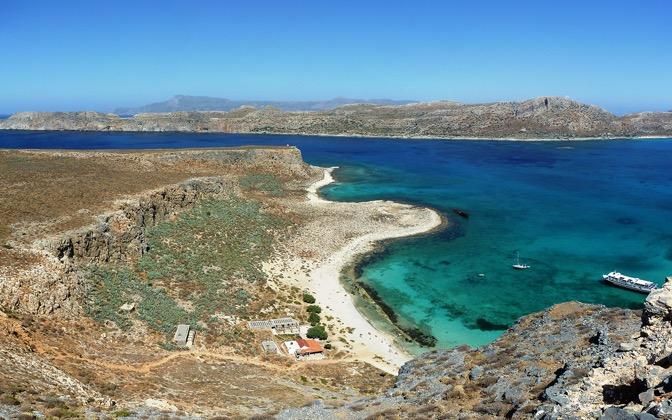 High-resolution desktop wallpaper Crete Cove by fox