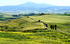 High-resolution desktop wallpaper Terrapille - Tuscany by Panderz06380
