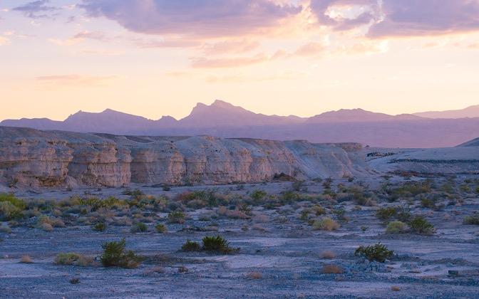 High-resolution desktop wallpaper Nevada Skies by jesse.bonales