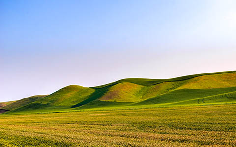 High-resolution desktop wallpaper Great Field Dunes by Youen California