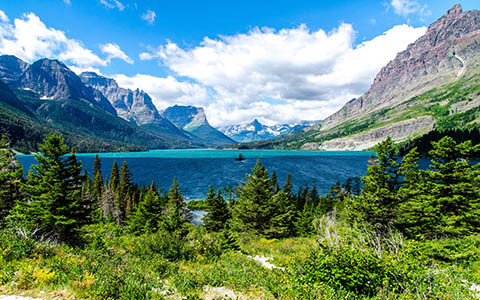 High-resolution desktop wallpaper Wild Goose Island by Youen California