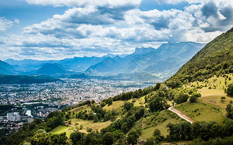 High-resolution desktop wallpaper Lyon, Rhone-Alpes 2012 by frogg@centrum.cz