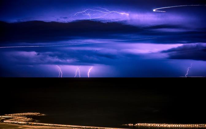 High-resolution desktop wallpaper Silent storm by Blake123