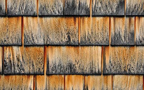 High-resolution desktop wallpaper Wood Shingles by vquick