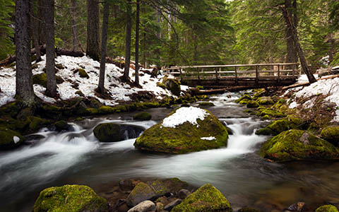 High-resolution desktop wallpaper Cold Spring Creek by JordanHackworth