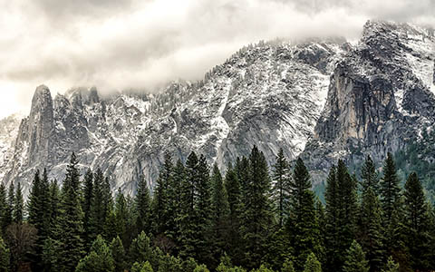 High-resolution desktop wallpaper wider spirits in yosemite by wampics