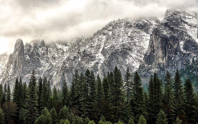 High-resolution desktop wallpaper wider spirits in yosemite by Wasim Of Nazareth