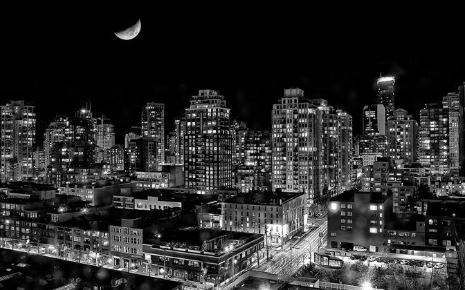 High-resolution desktop wallpaper Sleepless night by deltron