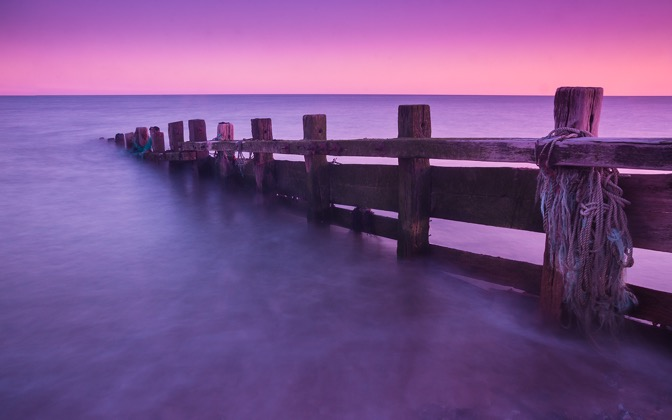 High-resolution desktop wallpaper Purple by SalmanArif
