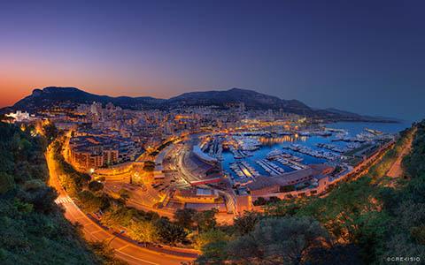 High-resolution desktop wallpaper Formula 1 Grand Prix 2013 Monte-Carlo Fever by Crevisio