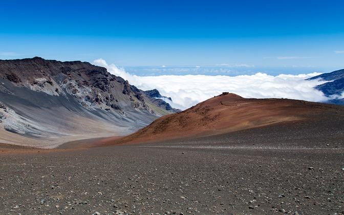 High-resolution desktop wallpaper Haleakala View by John