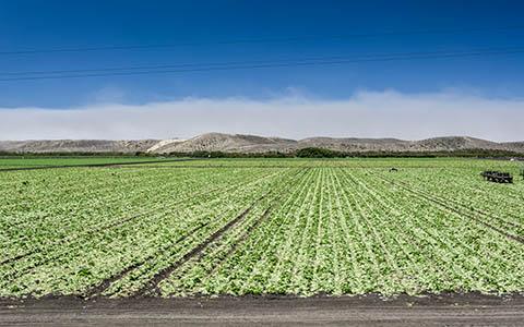 High-resolution desktop wallpaper Coastal California sky by rbtk