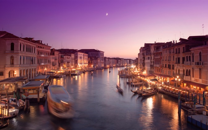 High-resolution desktop wallpaper Venice Classic by fotografieloft