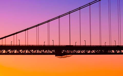 High-resolution desktop wallpaper Golden Sunset by JakobDahlin