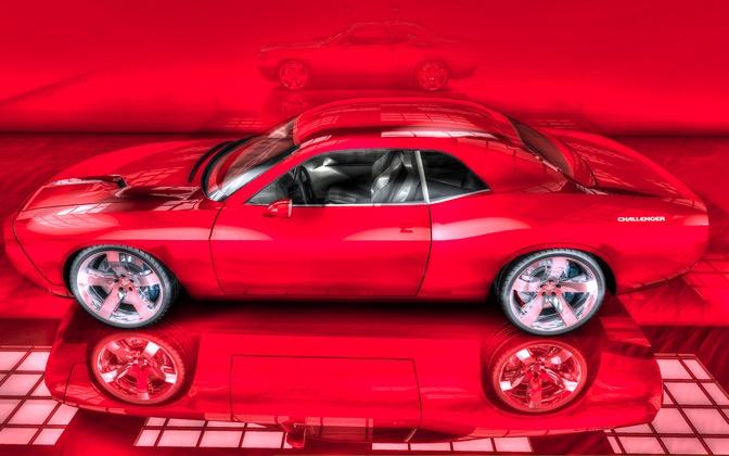 High-resolution desktop wallpaper Dodge Charger by 407370