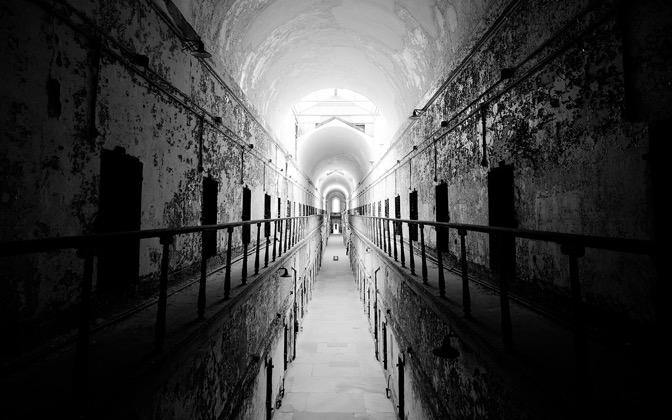 High-resolution desktop wallpaper Eastern State Penitentiary by Nicolas Goulet