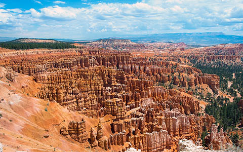 High-resolution desktop wallpaper Bryce by Youen California