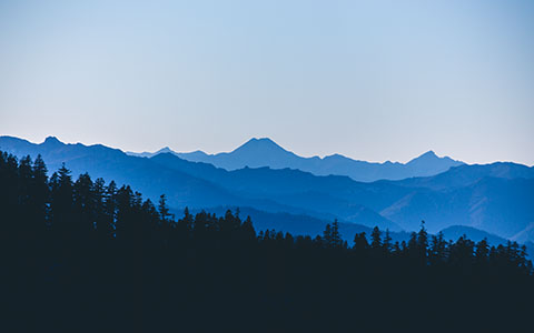 High-resolution desktop wallpaper Mountains of Red Buttes Wilderness by kjantzer
