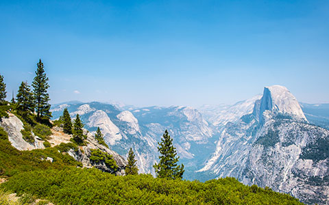 High-resolution desktop wallpaper Valley De Yosemite by Youen California