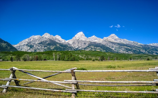 High-resolution desktop wallpaper Grand Teton by Youen California