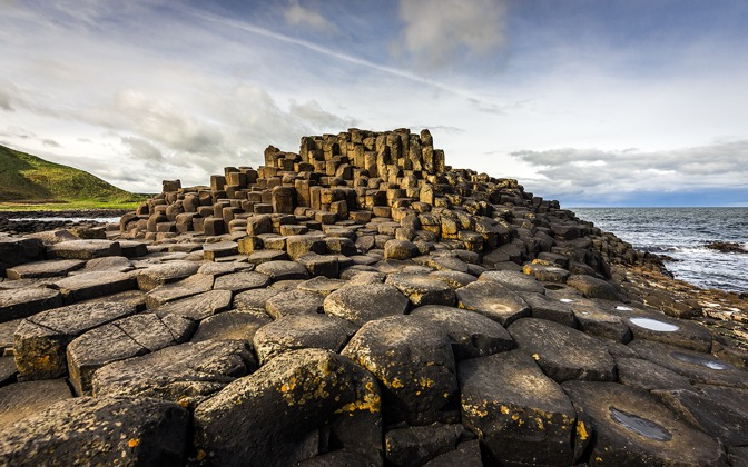 High-resolution desktop wallpaper Giant's Causeway by kenchie