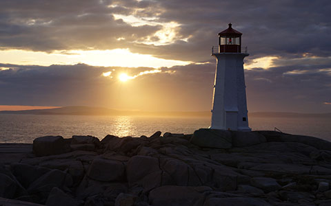 High-resolution desktop wallpaper Peggy's Cove by Jamie79