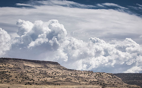 High-resolution desktop wallpaper Cloudscape by brennanvisuals
