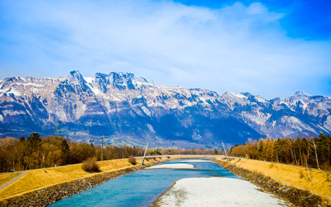 High-resolution desktop wallpaper In der Schweiz by Ryan Wen